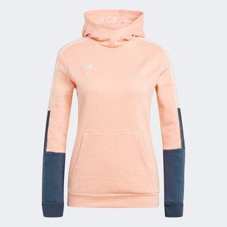 Moletom Adidas Tiro Canguru Feminino