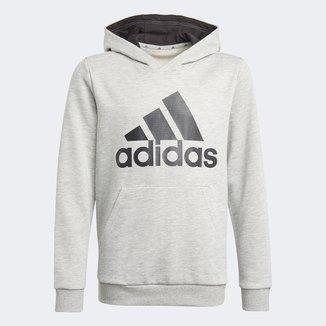 Moletom Infantil Adidas Big Essentials Capuz Masculino