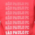 Moletom São Paulo Repeat Retrô Mania Masculino