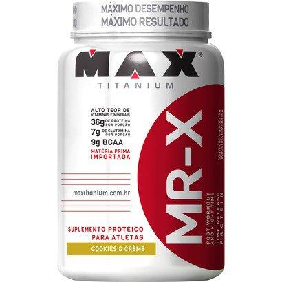 MR-X Time Release Protein 1 kg - Max Titanium
