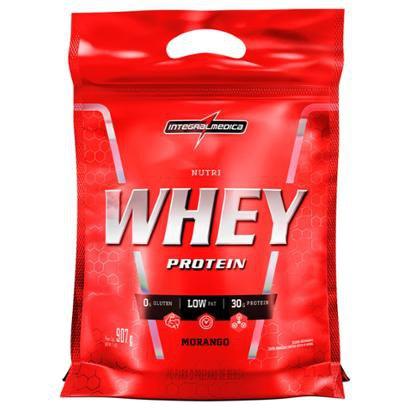 Nutri Whey Protein 907 g Refil - IntegralMédica
