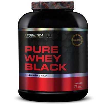 Pure Whey Black 2kg - Probiótica