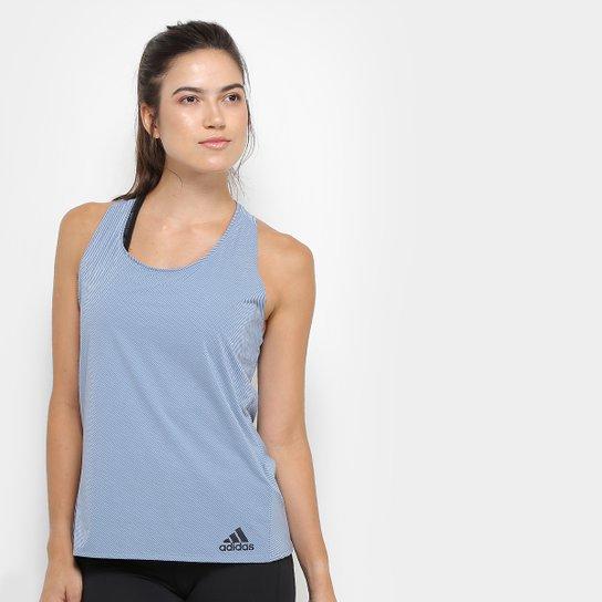 Regata Adidas Cap Chill Tan1 Feminina - Azul