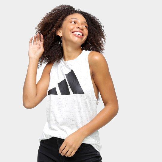 Regata Adidas Future Icon Feminina - Branco