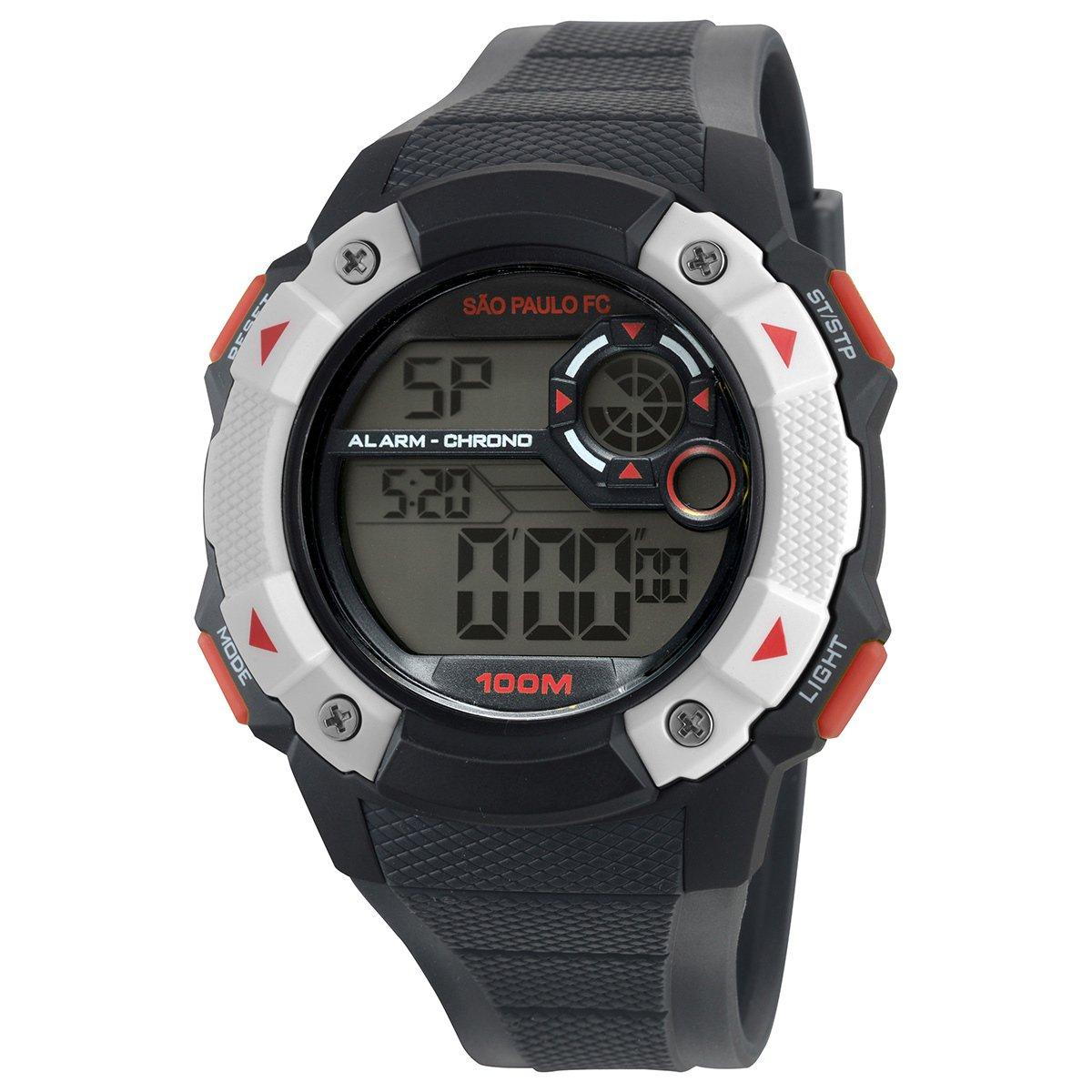 121519a5baa Relógio São Paulo Technos Digital II - Compre Agora