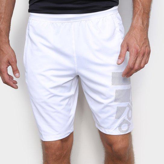 Short Adidas 4KRFT Logo Masculino - Branco