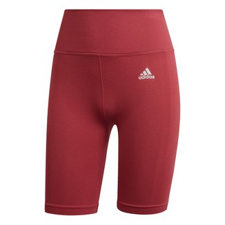 Short Adidas D2M Performance Feminino