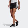 Short Adidas Design To Move 3 Listras Plano Feminino
