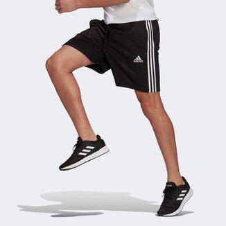 Short Adidas Essentials 3 Listras Masculina