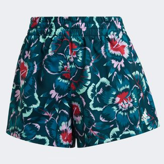 Short Adidas Farm Rio Floral Feminino