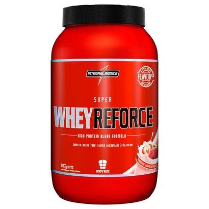 Super Whey Reforce 907 g Body Size - IntegralMédica