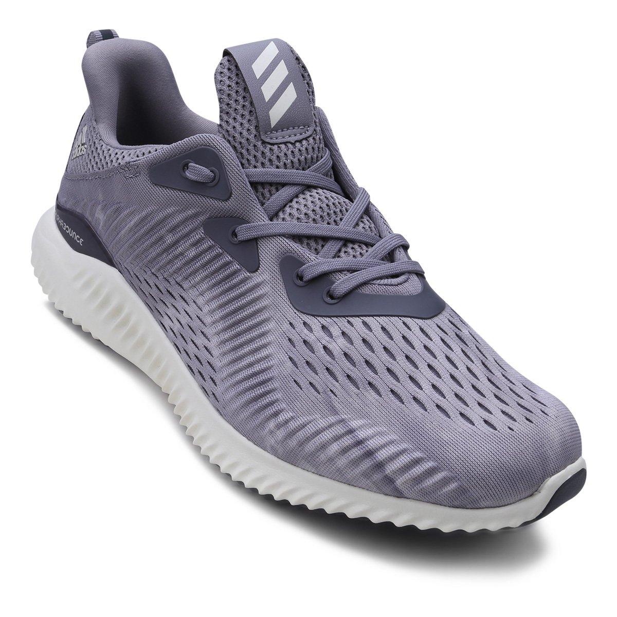 36cf877b72 Tênis Adidas Alphabounce Masculino - Cinza - Compre Agora