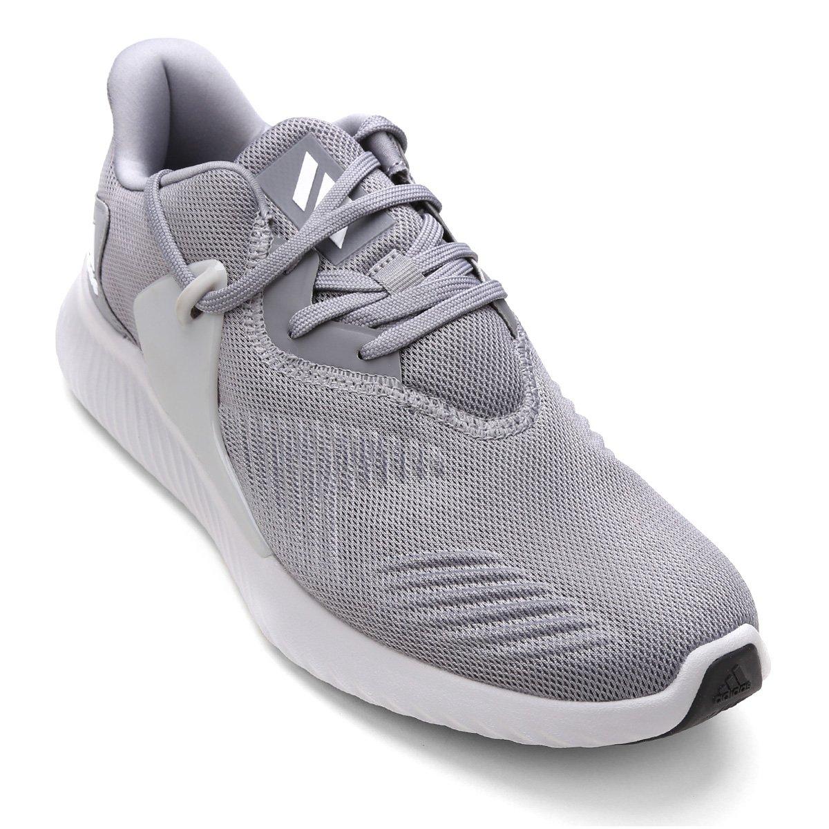f5e15969018 Tênis Adidas Alphabounce Rc 2 Feminino - Cinza - Compre Agora