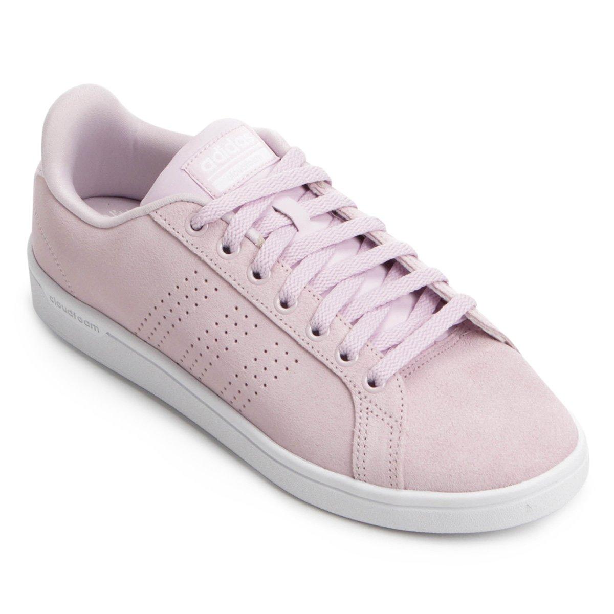 882e0ffc64 ... Tênis Adidas Cf Advantage Clean Feminino - Pink - Compre Agora São ...  d0a298786a120d ...