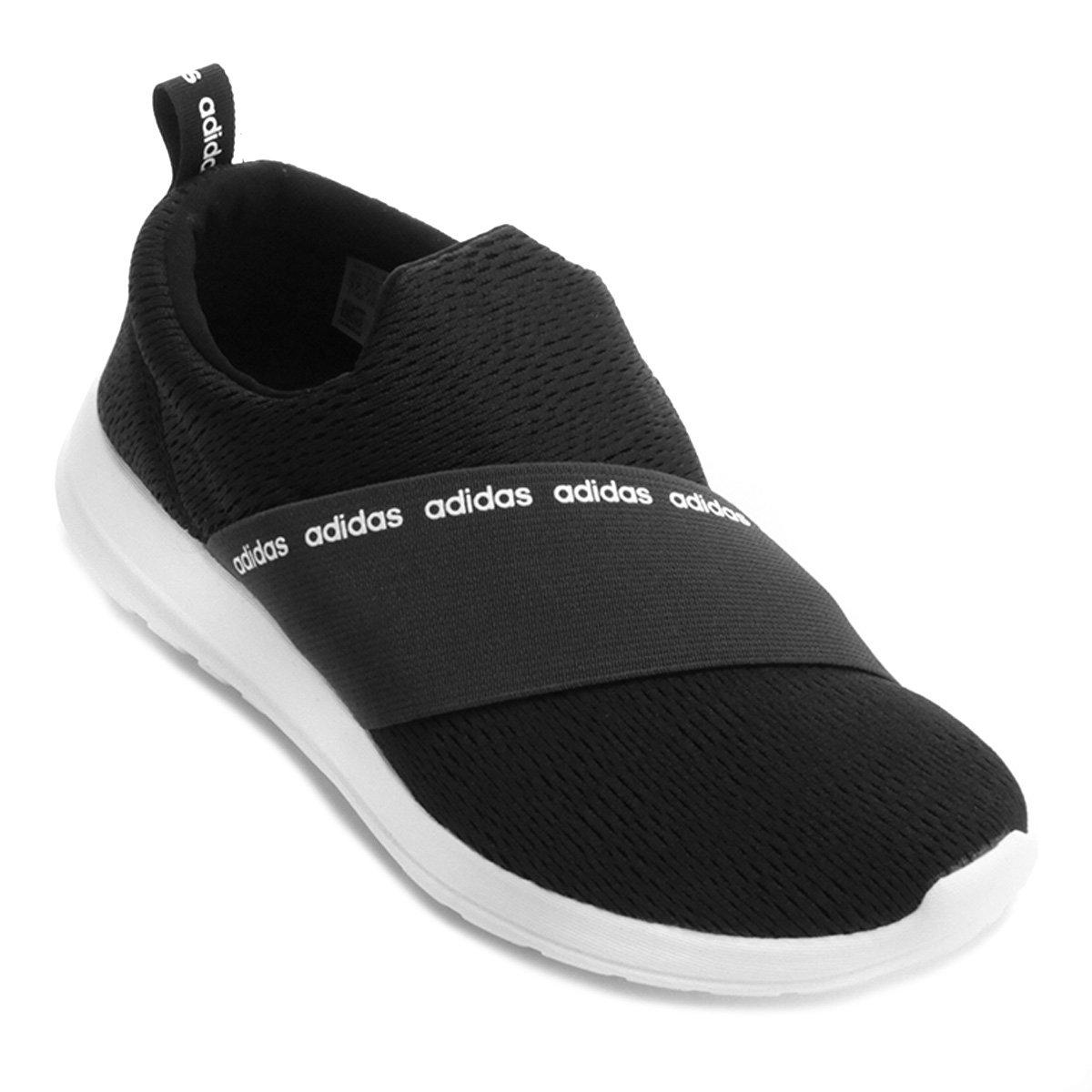 Tênis Adidas Cf Refine Adapt W Feminino - Preto - Compre Agora  94c9f4caf3706