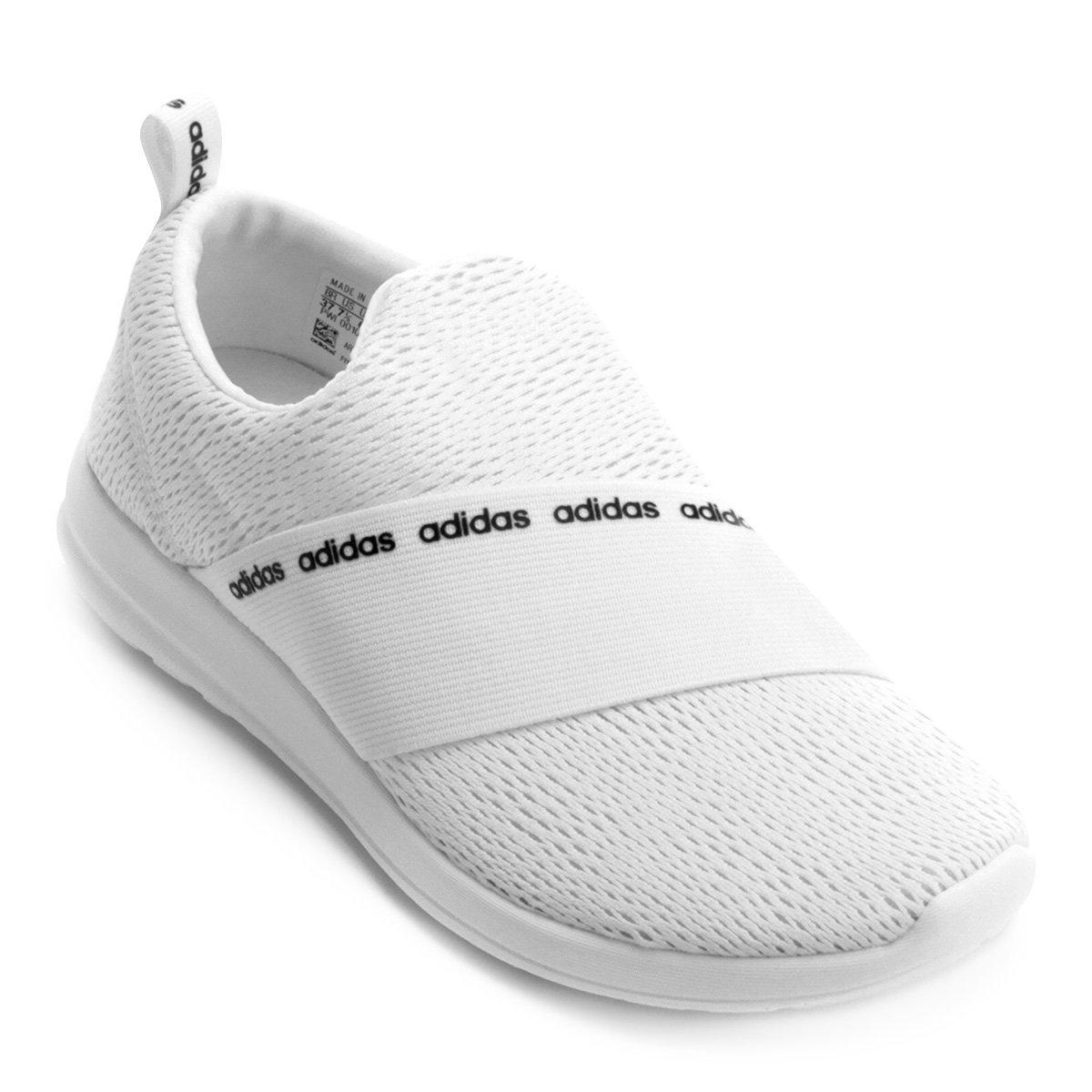 huge selection of 0fde1 045cd Tênis Adidas Cf Refine Adapt W Feminino - Branco - Compre Agora   São Paulo  Mania