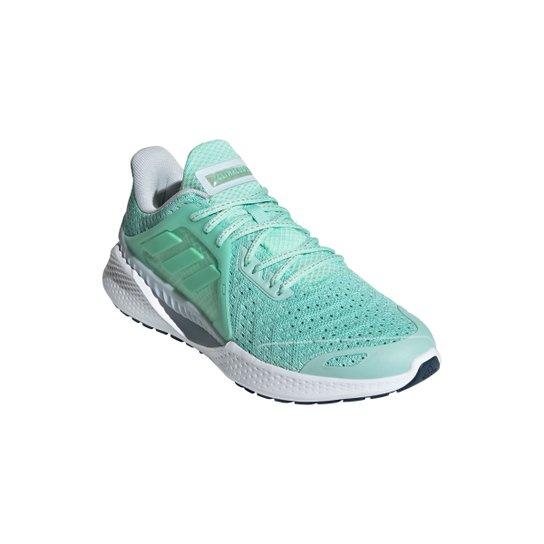 Tênis Adidas Climacool Vent Feminino - Verde água