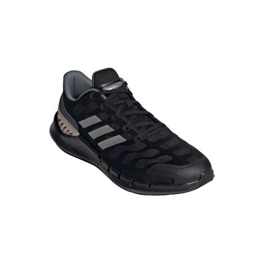 Tênis Adidas Climacool Ventania Masculino - Preto+Branco