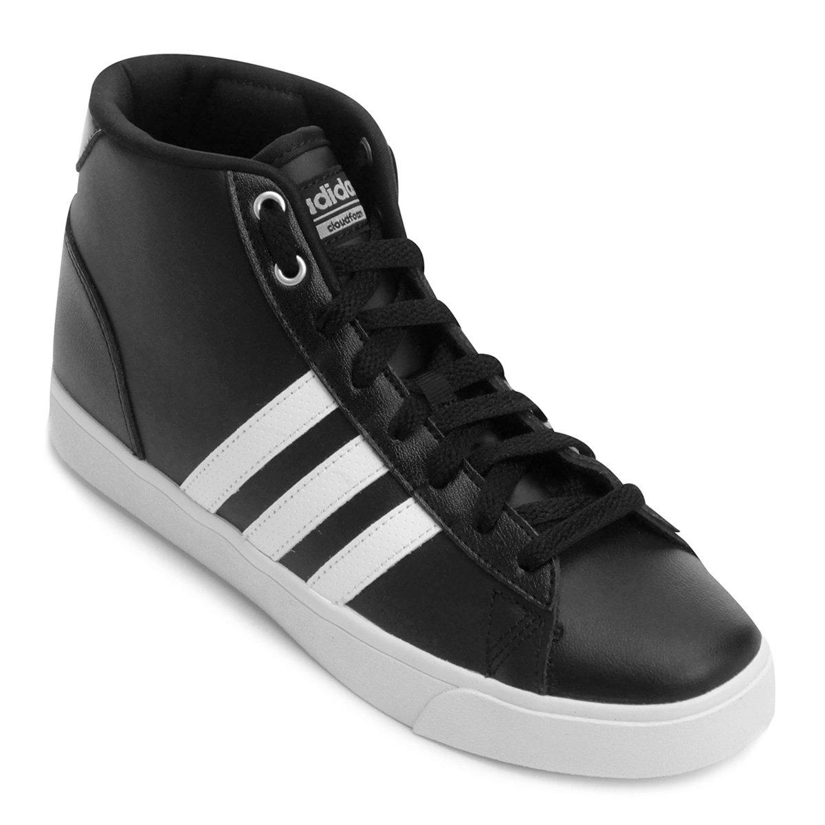 6ab5b4896f9 Tênis Adidas Cloudfoam Daily QT Feminino - Compre Agora