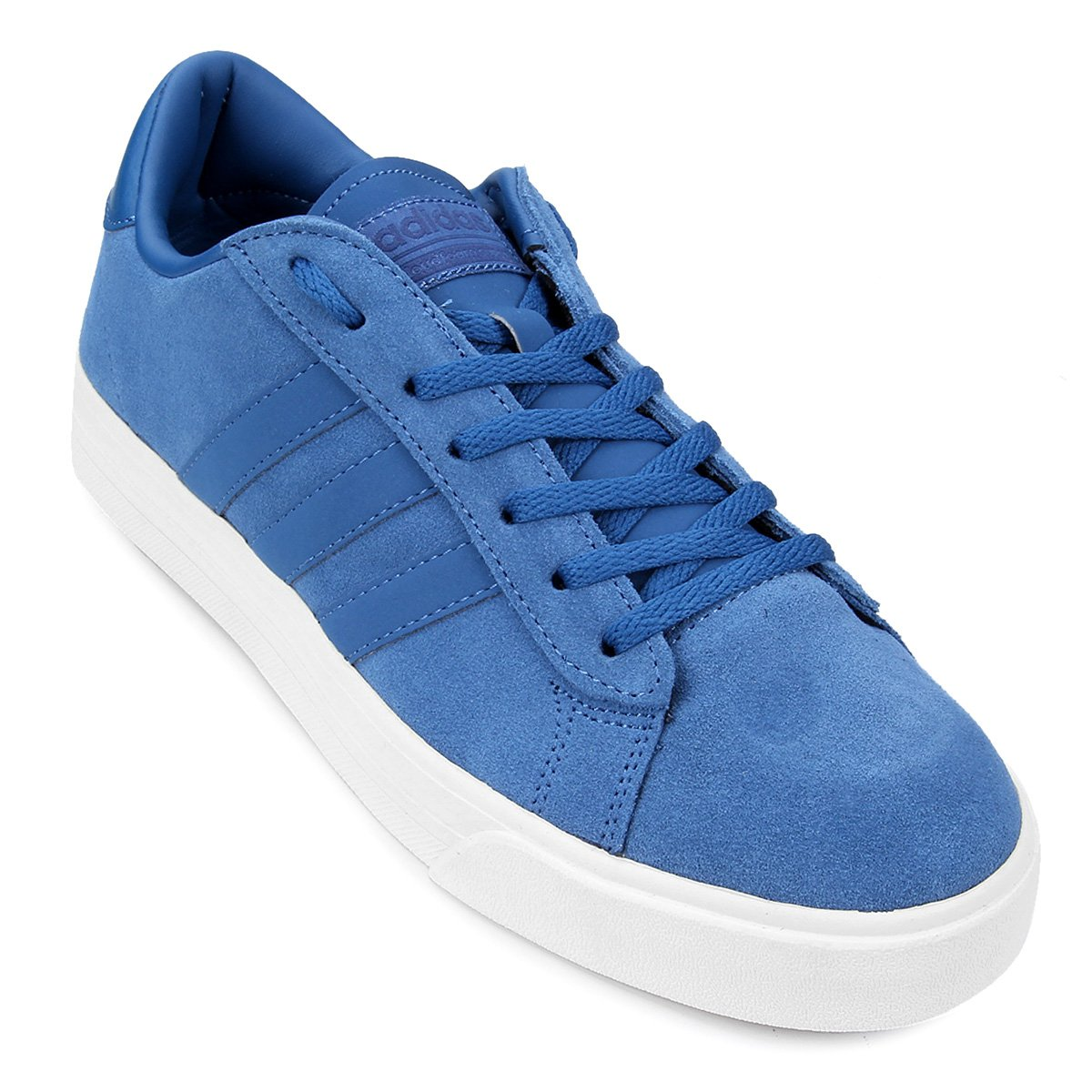 Tênis Adidas Cloudfoam Super Daily Masculino - Azul - Compre Agora ... fa9ad859d0aff