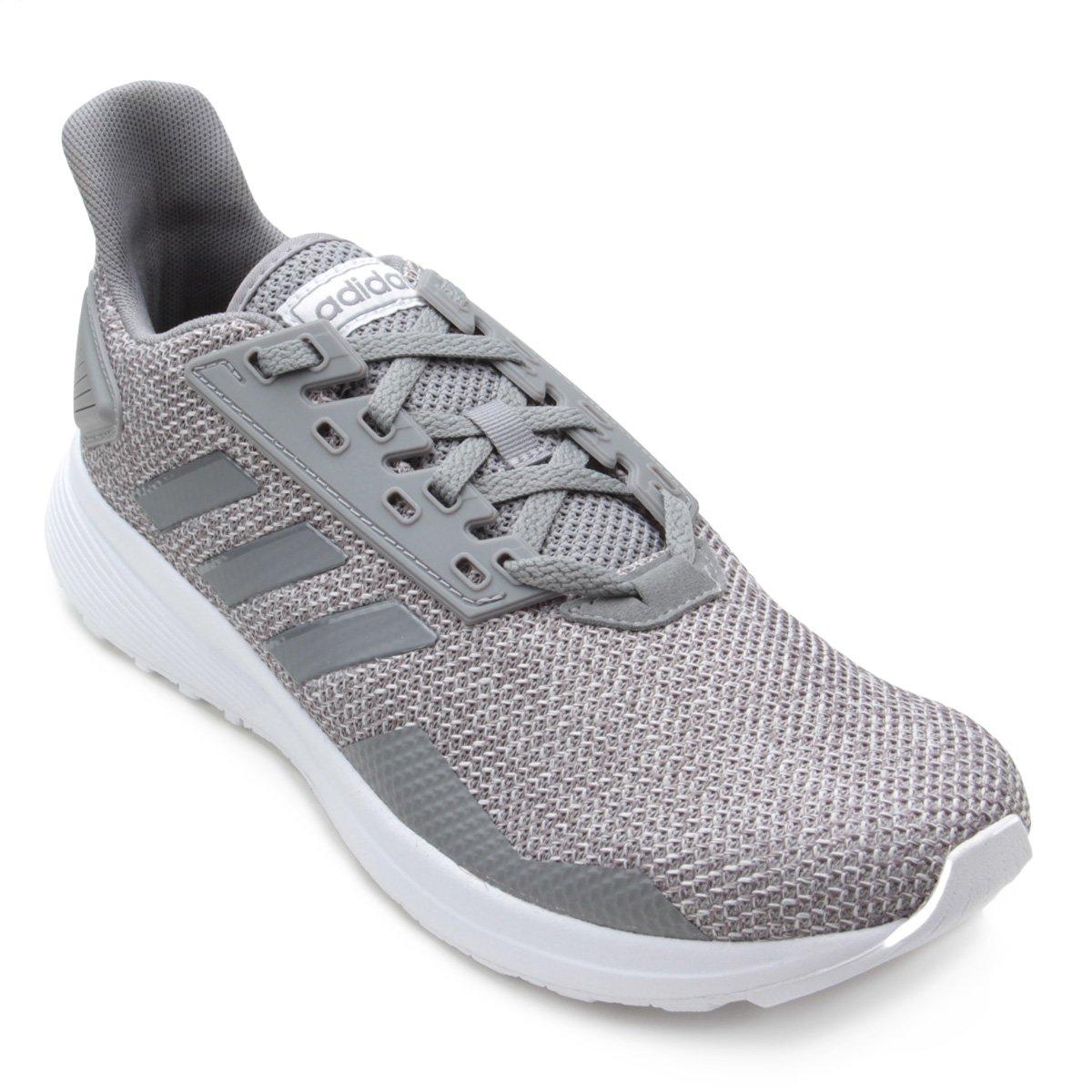 7750e218c72 Tênis Adidas Duramo 9 Masculino - Cinza - Compre Agora
