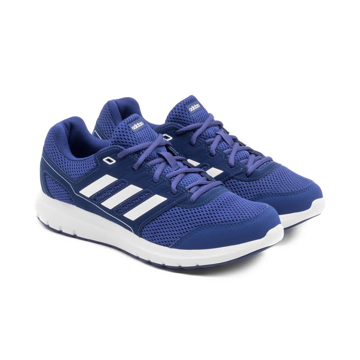 679b811199 Tênis Adidas Duramo Lite 2 0 Masculino - Marinho e Branco - Compre Agora