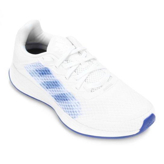 Tênis Adidas Duramo SL Feminino - Branco+Rosa