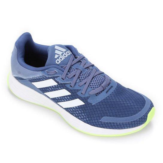 Tênis Adidas Duramo SL Feminino - Azul Claro+Branco