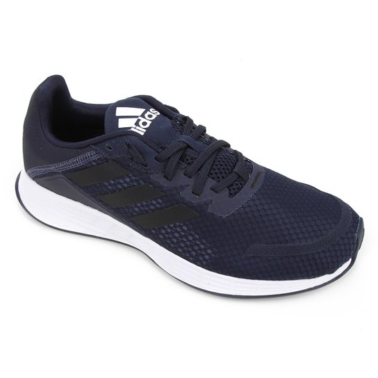 Tênis Adidas Duramo SL Masculino - Marinho+Preto
