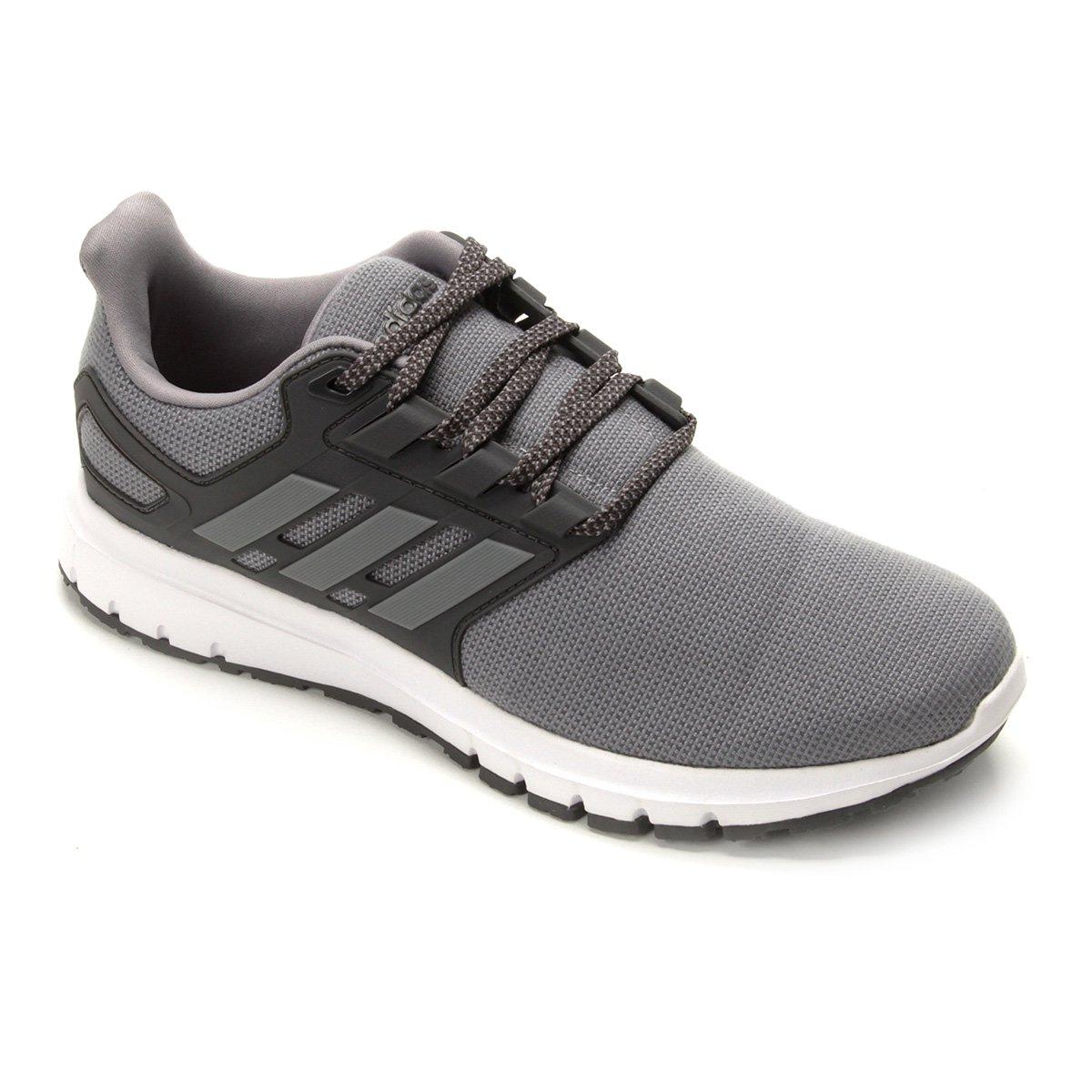 0b61036d3d7 Tênis Adidas Energy Cloud 2 Masculino - Cinza - Compre Agora
