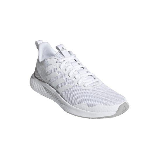 Tênis Adidas Fluidstreet Feminino - Branco