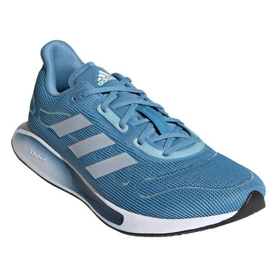 Tênis Adidas Galaxar Run Feminino - Azul