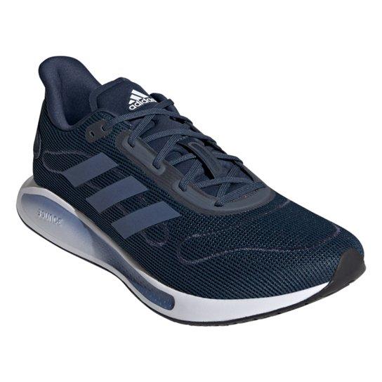 Tênis Adidas Galaxar Run Masculino - Azul