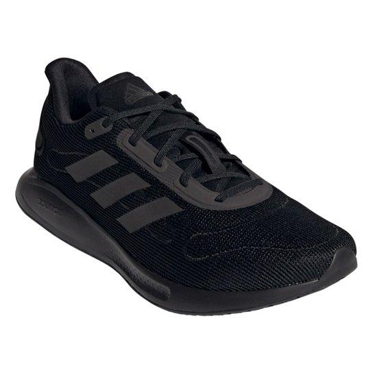 Tênis Adidas Galaxar Run Masculino - Chumbo