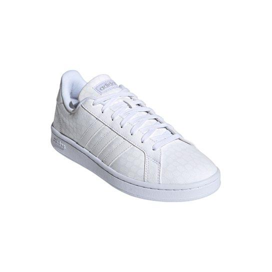 Tênis Adidas Grand Court Feminino - Branco