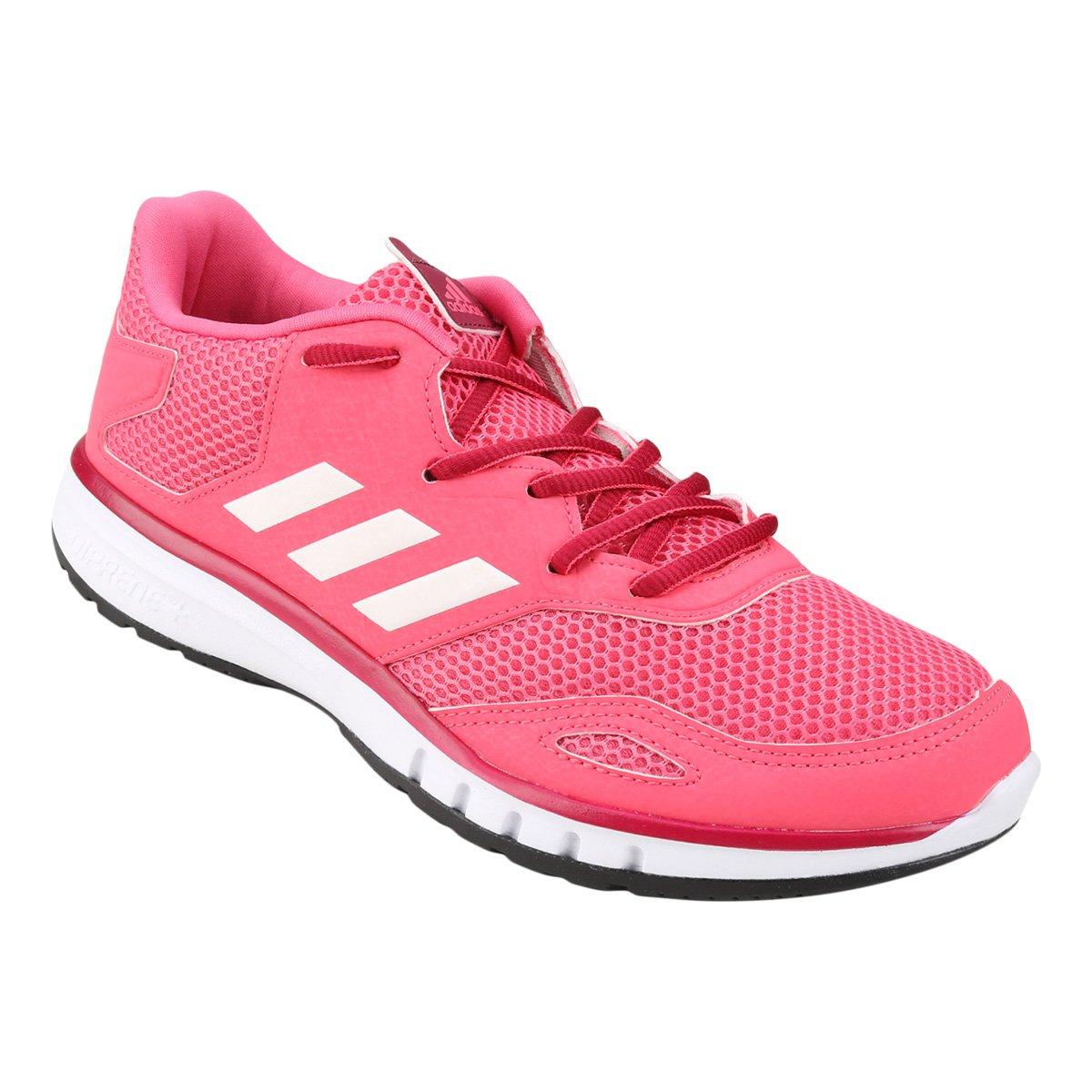 Tênis Adidas Protostar Feminino - Rosa e Pink - Compre Agora  6d9ce12a4ac28