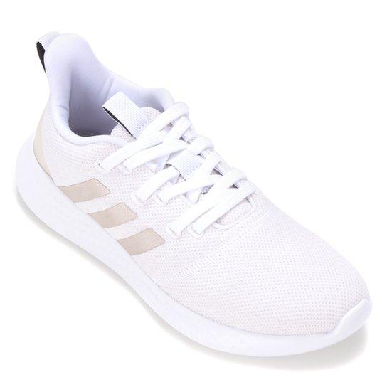 Tênis Adidas Puremotion Feminino - Branco+Preto