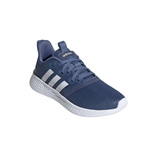 Tênis Adidas Puremotion Feminino - Azul Claro+Branco