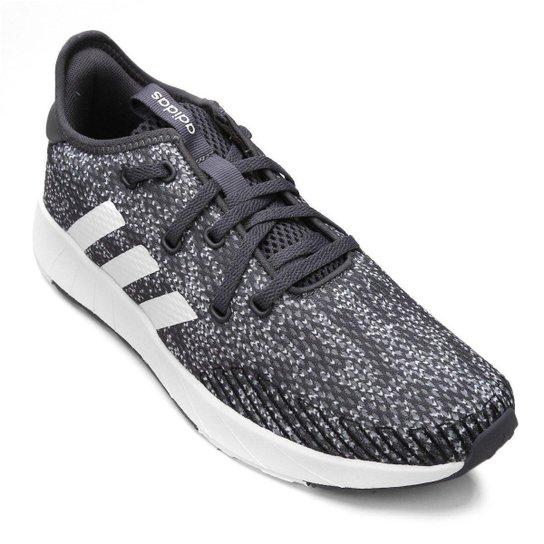 Tênis Adidas Questar X Byd Feminino - Branco+Preto