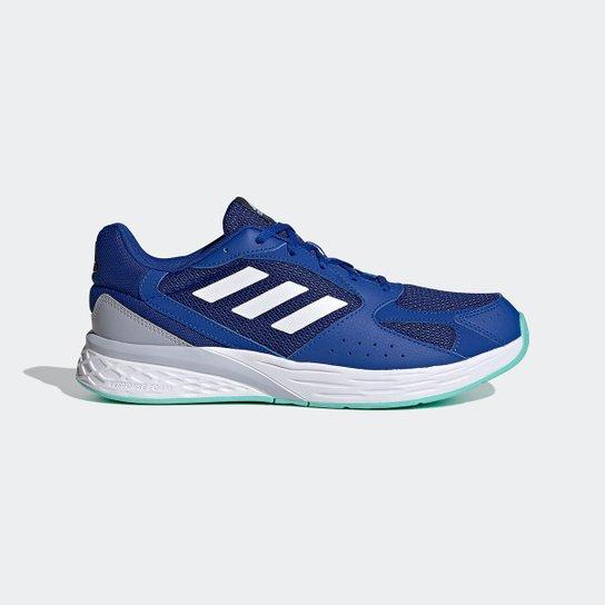 Tênis Adidas Response Classic Masculino - Azul Royal+Branco