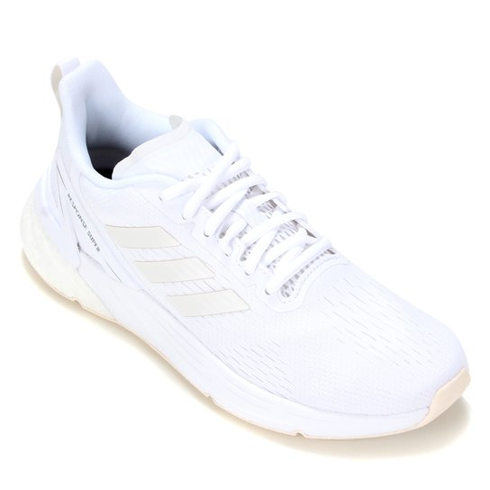 Tênis Adidas Response Super Boost Feminino - Off White