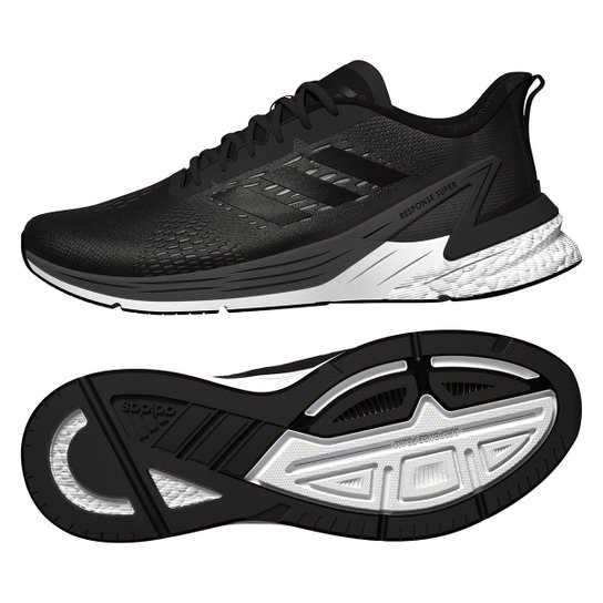 Tênis Adidas Response Super Boost Feminino - Preto