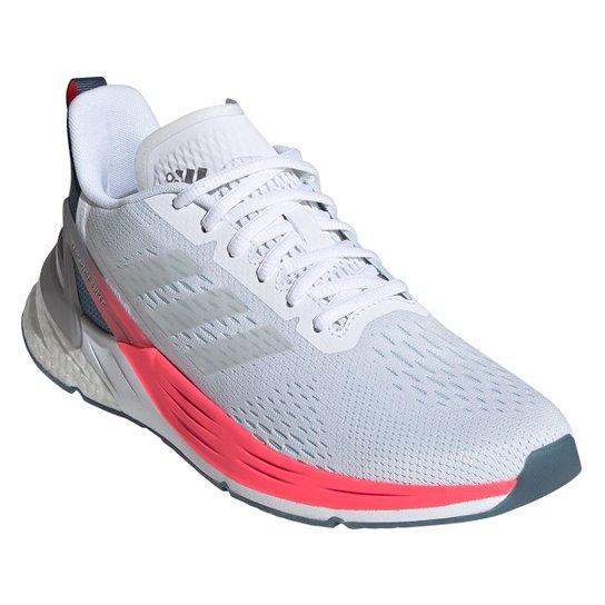 Tênis Adidas Response Super Boost Feminino - Branco+prata