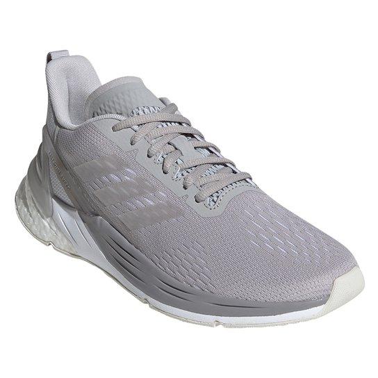 Tênis Adidas Response Super Boost Feminino - Cinza+Prata