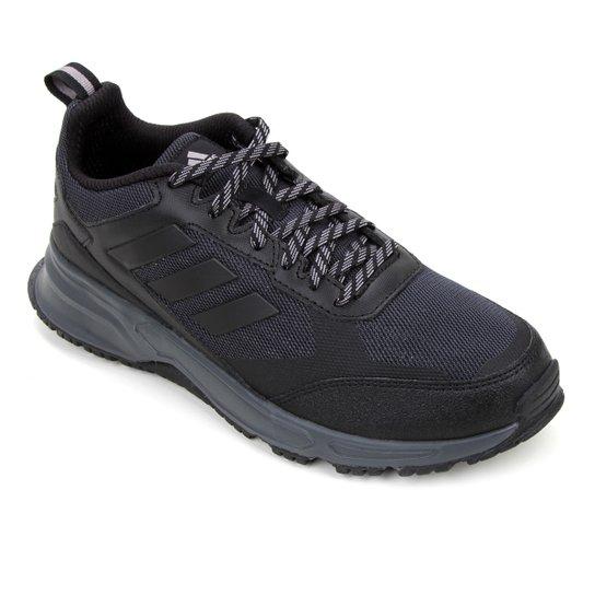 Tênis Adidas Rockadia Trail 3.0 Masculino - Preto
