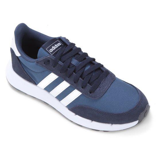 Tênis Adidas Run 60S 2.0 Masculino - Azul+Branco