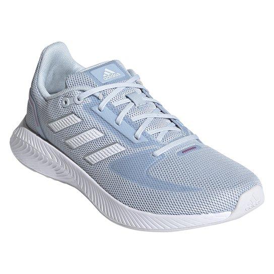 Tênis Adidas Runfalcon 2.0 Feminino - Azul