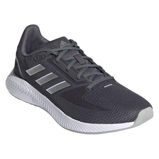 Tênis Adidas Runfalcon 20 Feminino - Cinza