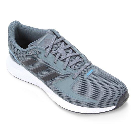 Tênis Adidas Runfalcon 2.0 Masculino - Azul