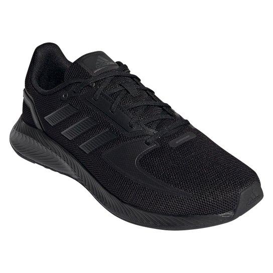 Tênis Adidas Runfalcon 20 Masculino - Preto+Cinza